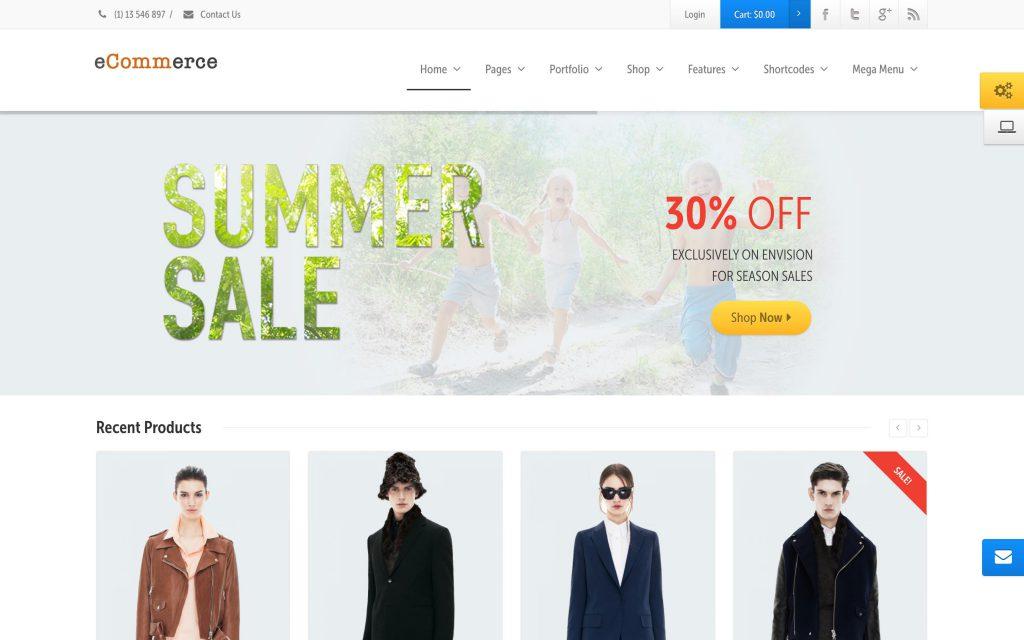 trihead-online-store-website