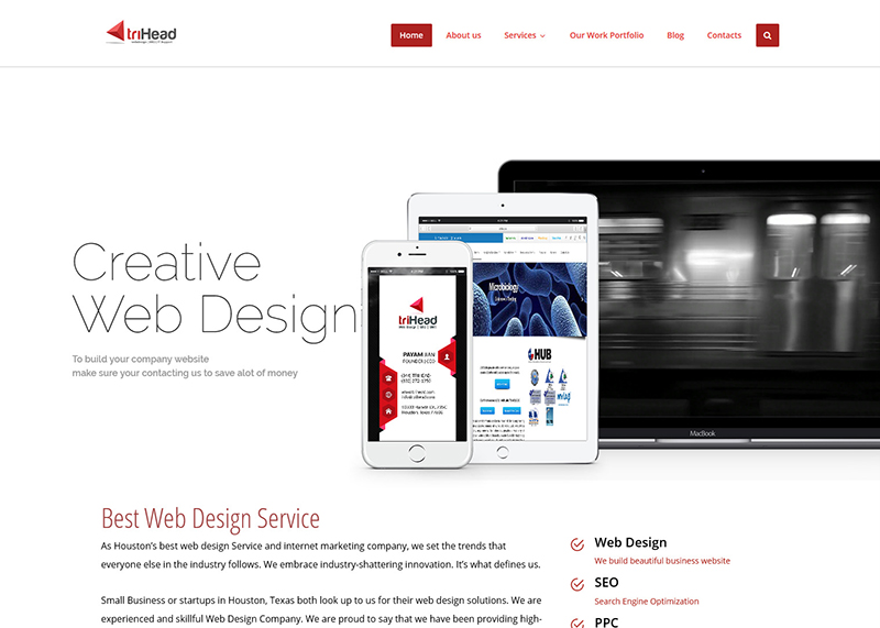 The Best Web Design Service for Small Business and Corporations