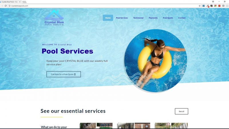Pool Maintenance Houston