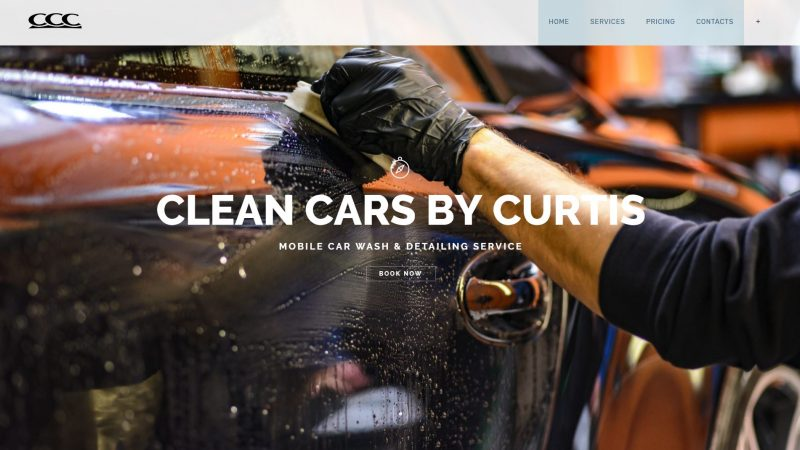 Clean Car By Curtis